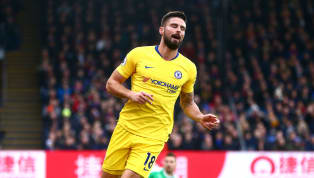 "Chelsea striker Olivier Giroud has spoken out about his substitute role under Maurizio Sarri this season, admitting it's ""difficult"" to maintain your form in..."