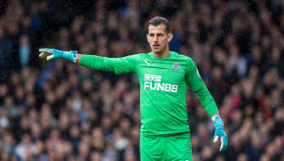 Juventus Eyeing Possible Move for Newcastle Goalkeeper Martin Dubravka