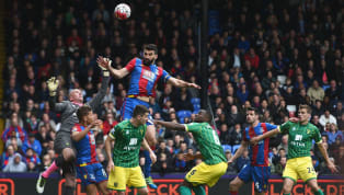 Game Crystal Palace will play host to Norwich this weekend at Selhurst Park, with valuable Premier League points on the line. But before they do, there's the...