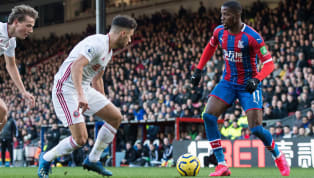 ​Sheffield United manager Chris Wilder praised his right-back George Baldock for dealing with the threat of Crystal Palace winger Wilfried Zaha, despite his...