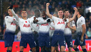 Juan Foyth's close range header was enough to give Tottenham all three points as they edged Crystal Palace 1-0 at Selhurst Park. It was a game where both sets...