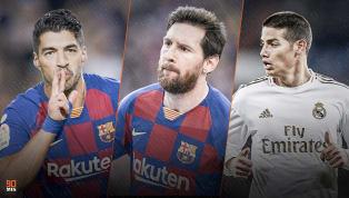 Parmi les informations mercato du jour, Lionel Messi sèche la reprise mais voit la Liga prendre la défense de Barcelone, Luis Suarez a discuté avec la Juve,...