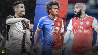 Parmi les informations mercato du jour, Cristiano Ronaldo réfléchirait à quitter la Juve pour le PSG, Lacazette va rejoindre la Liga, Willian part de Chelsea...