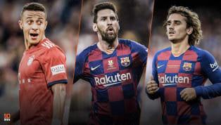 La crise couve à Barcelone et les rumeurs ne cessent d'enfler. Messi pourrait claquer la porte alors que Griezmann serait une possible monnaie d'échange avec...