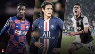 Parmi les informations mercato du jour, la Juve officialise le départ de Matuidi et pourrait vendre Dybala, Manchester United vise deux attaquants de...