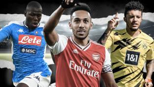 Parmi les informations mercato du jour, Lille enregistre deux nouvelles recrues, Manchester United se rapproche de Jadon Sancho, Aubameyang voulait quitter...