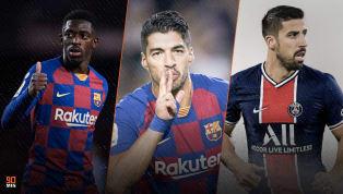 Parmi les informations mercato du jour, Barcelone refuse d'envoyer Suarez à l'Atlético, Marseille vise plusieurs pépites brésiliennes, Paris se rapproche de...