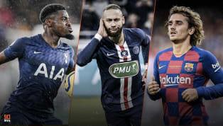 Plusieurs officialisations ont eu lieu aujourd'hui dont celles de Hakimi à l'Inter Milan et de deux pépites de l'OM à Everton et à Lille (mais aussi Vagner...