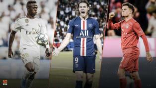 Parmi les informations mercato du jour, Paris suit un attaquant du Real Madrid, Sancho pourrait prolonger à Dortmund, Chelsea s'apprête à s'offrir deux...