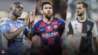 Une nouvelle semaine remplie d'informations mercato a débuté. Parmi les rumeurs du jour, Barcelone et la Juve ok pour un échange d'envergure, Léo Messi va...