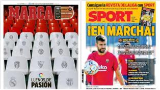 La competición más importante del fútbol español da esta tarde el pistoletazo de salida con 3 encuentros de los 7 que se disputarán este fin de semana. Hay...