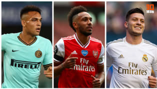 Parmi les informations mercato du jour, l'Inter Milan baisse le prix de Lautaro, Aubameyang veut quitter Arsenal, Manchester United double Chelsea sur un...