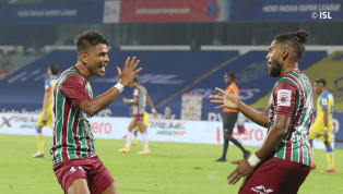 ATK Mohun Bagan inflicted a 1-0 defeat on arch-rivals Kerala Blasters in the Indian Super League Season 7 opener as the defending champions got their campaign...