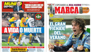 La cita de esta noche (22:00h) en el Camp Nou como una posible despedida a la pelea por el título del FC Barcelona o de permanecer en LaLiga para el RCD...