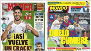 La vuelta de Marco Asensio, que se lesionó del cruzado el 24 de junio en la International Champions Cup frente al Arsenal, es la gran noticia en clave...