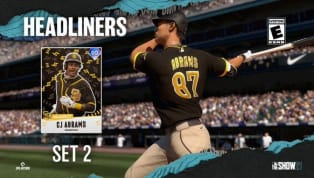 MLB The Show 21 Headliners Set 2 was announced featuring a Prospect Series CJ Abrams as a 90 overall Diamond and a 1st Inning Player Program for Eric Davis....