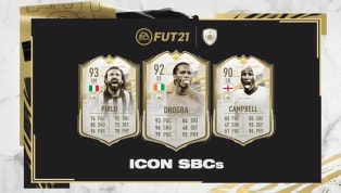Andrea Pirlo FIFA 21 Prime Icon Moments SBC, alongside Didier Drogba and Sol Campbell, was released during the second iteration of FUT Player Days. FUT Player...
