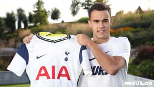 Se hizo oficial la contratación de Sergio Reguilón por parte del Tottenham. El equipo inglés se hace de los servicios del futbolista español, pero lo hicieron...