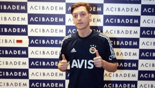 In a surprise to absolutely nobody, Mesut Ozil has left Arsenal to join Fenerbahce on a free transfer. The former Germany international hadn't played for the...