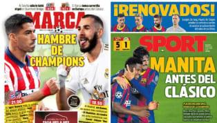 Atlético de Madrid y Real Madrid dan hoy sus primeros pasos en la máxima competición continental ante Bayern München y Shakhtar Donetsk, respectivamente. Las...