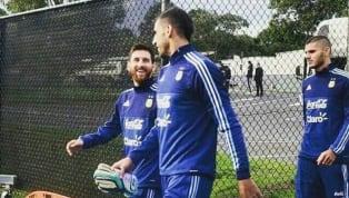 El guardameta de Tigres UANL sueña con poder compartir vestidor junto a uno de los mejores jugadores que ha existido en la historia del fútbol mundial. Pese a...