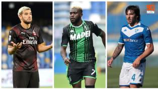 À l'heure où l'édition 2019-2020 de la Serie A est sur le point de rendre un dernier verdict, 90min vous propose de retrouver ces dix joueurs qui ont crevé...