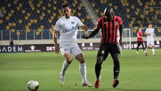 Spor Toto Süper Lig'in 29. haftasında Kasımpaşa,Gençlerbirliği'ni dış sahada 2-0 mağlup etti. İstanbul ekibine galibiyeti getiren golleri; 17. dakikada...