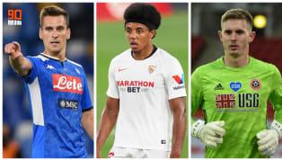 Parmi les informations mercato du jour, le Real Madrid piste un défenseur français, Manchester United lorgne du côte de la Lazio, la Juve est d'accord avec un...