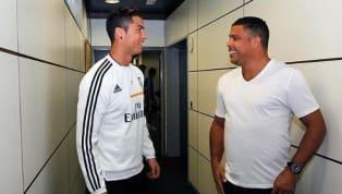 Cristiano Ronaldo y Ronaldo Nazário, toda una vida de comparaciones tan solo por el 'Ronaldo'. Los dos futbolistas apenas coincidieron en activo, pero la...