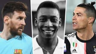Cựu danh thủ Tostao mới đây đã lên tiếng khẳng định, Vua bóng đá Pele vẫn ở đẳng cấp cao hơn hẳn so với 2 siêu sao Cristiano Ronaldo và Lionel Messi. Pele...