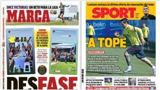 Comenzamos la última semana de mayo, que además supone dejar atrás la fase 0 de desescalada en toda España, con una falta relativa al conjunto hispalense,...