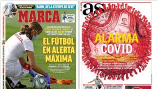 Nuevos casos de futbolistas infectados en distintos clubes españoles ponen en duda, por ejemplo, la celebración del play-off de ascenso a LaLiga en plenas...