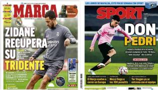 Los problemas ofensivos del Real Madrid pueden verse aliviados con el retorno del futbolista belga a los entrenamientos, más aún después de evidenciarse la...