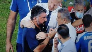 Animi bollenti al San Paolo durante la sfida tra Napoli e Lazio, vinta 3-1 dalla squadra di Gennaro Gattuso che si è reso protagonista di accesi diverbi con...