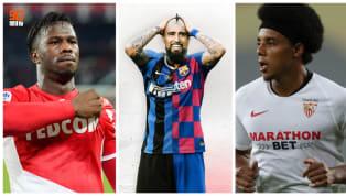 Parmi les informations mercato du jour, Barcelone va vendre Vidal et pense à un défenseur français, l'Inter veut toujours Kanté, Rennes rêve encore de Godin,...