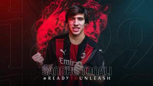 AC Milan resmi mendatangkan Sandro Tonali dari Brescia. Pemain yang berposisi sebagai gelandang itu menjadi pemain baru kedua yang direkrut Milan. Sebelumnya...