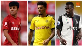 Parmi les informations mercato du jour, le Real Madrid se penche sur une star de la Juventus, Dortmund fait une annonce pour l'avenir de Sancho, Blaise...