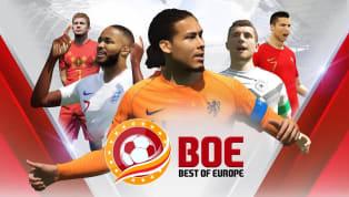 Hãy cùng 90min điểm qua top 9 cầu thủ mùa Best of Europe (BOE) có chỉ số tổng quát 100 cực đẹp trong FIFA Online 4 (FO4). Mùa thẻ BOE đã ra mắt máy chủ Trung...