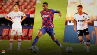 El campeonato español está repleto de grandes promesas con un brillante futuro y de entre todas estas son las once más destacadas de este curso. 1. Ansu Fati...