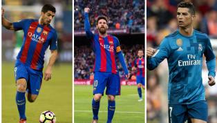 """Hãy cùng 90min điểm qua 5 """"Pichichi"""" (vua phá lưới) xuất sắc nhất trong lịch sử La Liga. Sự góp mặt của Lionel Messi là hoàn toàn xứng đáng, nhưng không có..."""
