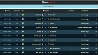 La sexta fecha de LaLiga vuelve tras terminar los compromisos de las distintas selecciones y el retorno de los futbolistas internacionales a sus respectivos...