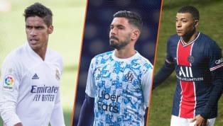 Parmi les informations et rumeurs mercato du jour, Kylian Mbappé se pose des questions, Barcelone pourrait vendre Ousmane Dembélé, Varane souhaiterait quitter...