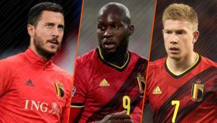 La Belgique fonce vers l'Euro avec l'une des étiquettes de favoris de la compétition, et au vu de son onze potentiel, on comprend pourquoi. Formation en 3-4-3...