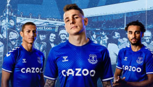 Everton have dropped their new home kit, as hummel make an impact after taking over from Umbro for the 2020/21 season. The new kit supplier reached an...