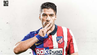 C'est officiel. Après 6 saisons passées sous les couleurs du FC Barcelone, Luis Suarez quitte la Catalogne pour s'engager libre de tout contrat avec...
