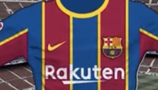 Barcelona will reportedly debut their new 2020/21 home kit in next month's Derbi Barceloní with Espanyol, as new leaks have emerged showing how the kit will...