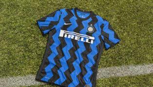 Non solo Achraf Hakimi. La giornata dell'Inter è arricchita anche dalla conferma ufficiale della nuova divisa da gara che verrà utilizzata dalla squadra di...