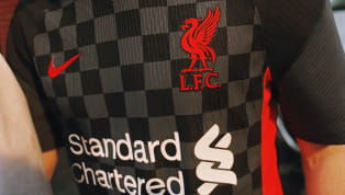 Liverpool have officially launched their new 2020/21 third kit, completing the full line up of Nike shirts the Reds will wear in the first year of the...