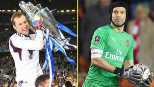 Cựu thủ thành Petr Cech mới đây đã lên tiếng thừa nhận, Wayne Rooney chính là đối thủ 'khó chơi' nhất trong sự nghiệp của thủ thành huyền thoại này. Petr Cech...