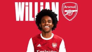 Willian đã đến với Arsenal theo dạng chuyển nhượng tự do với bản hợp đồng 3 năm và với lương hơn 220,000 bảng/ tuần. Willian là một trong những cầu thủ quan...